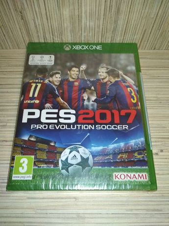 [Tomsi.pl] nowa PES2017 PS17 Pro Evolution Soccer ANG XBO XBOX ONE