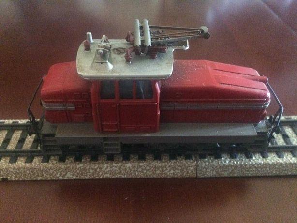 Locomotiva a diesel Marklin Escala HO para circuito analógico