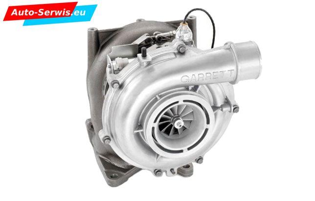 Regenerowana turbosprężarka turbina turbo Citroen Berlingo II 1.6 HDi