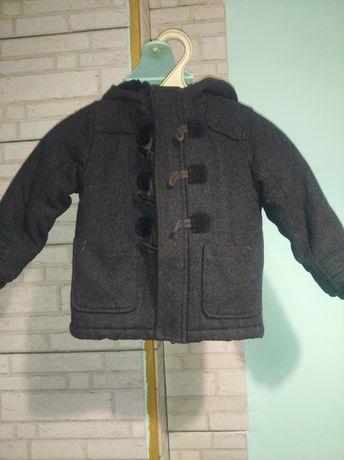 Пальто для хлопчика