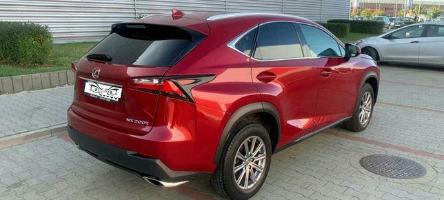 Lexus Nx 200turbo*full opcja*led*automat*AWD*kamery*skora*zamiana