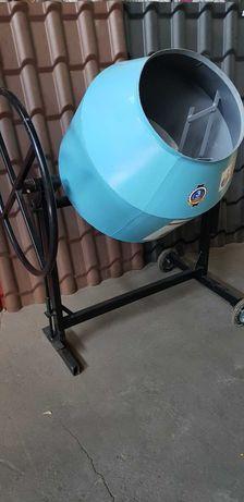 Бетономешалка Атлант СМ 200 1,3 кВт промышленная. Бесплатная доставка