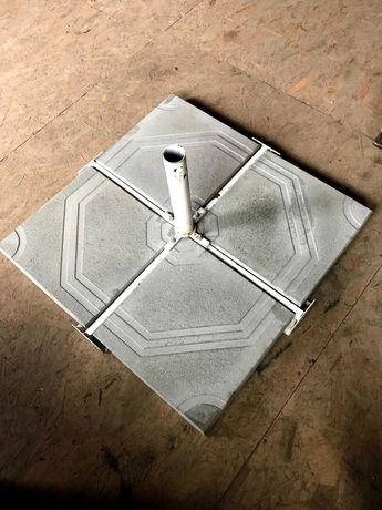Подставки утяжелители для зонта, бетонные кольца лавочки люк цветочник