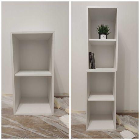 Półka biała Ikea 2 szt
