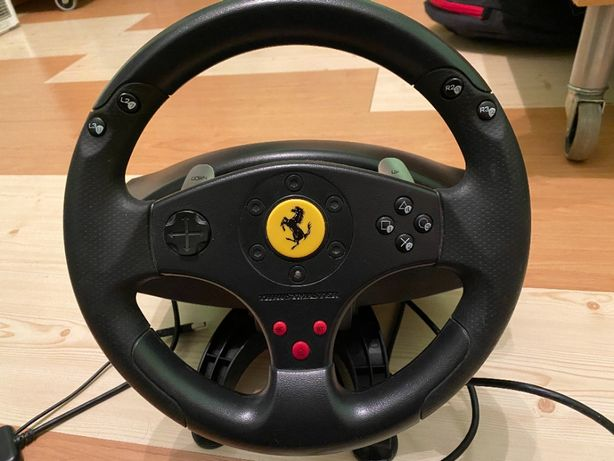 Kierownica Thrustmaster Ferrari GT 3w1 Wheel do PlayStation PS3 PC