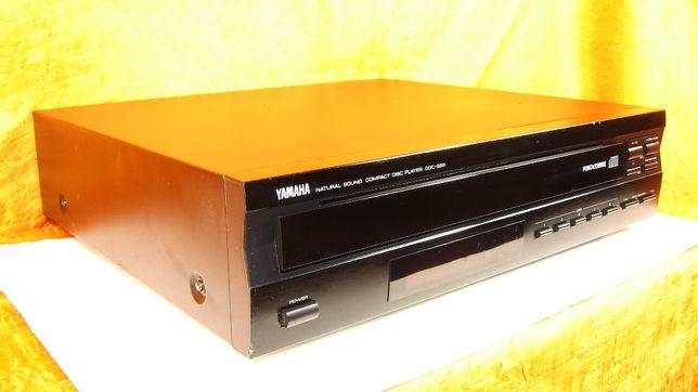 YAMAHA CDC-565 polecm wzmacniacz amplituner wieża radio głośniki kino