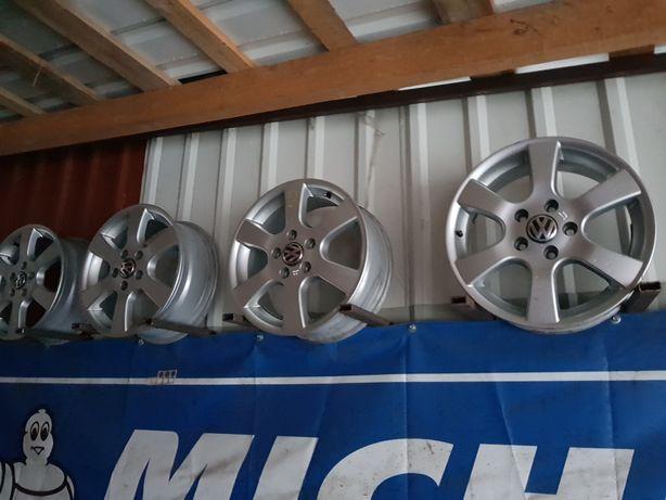 Felgi Aluminiowe Volkswagen Golf VI R16 5x112 ET 49 -6.5J