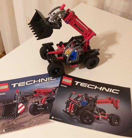 Лего LEGO / 260 деталей / Technic ОРИГИНАЛ 2в1 42061