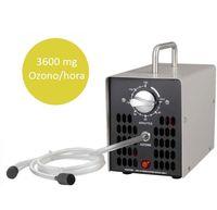 Gerador de Ozono Profissional 3600MG/H Para Agua e Ar