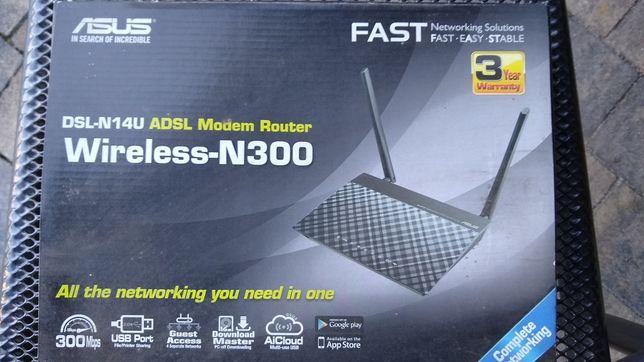 Router i modem Asus DSL-N14U