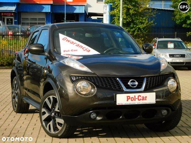 Nissan Juke 1.6 Benyzna- Klimatronic- Nawigacja- Tempomat