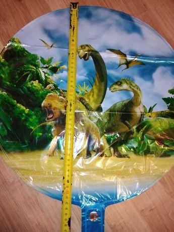 Balon na Hel dinozaury