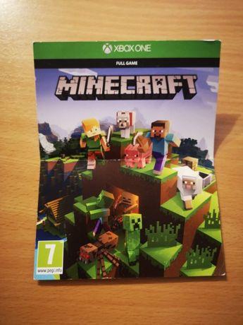 Tanie Gry Minecraft Xbox One Edition PL na Xbox One/S/X Klucz Cyfrowy
