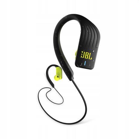 JBL ENDURANCE SPRINT- sportowe słuchawki bluetooth czaerno limonkowe