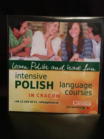 Диск Polski krok po kroku Zeszyt ćwiczeń z CD польский язык