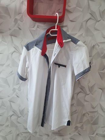 Koszula z krótkim rękawem Bragga Hill