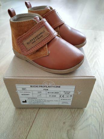 Buty dla dzieci Slippers Family Fox