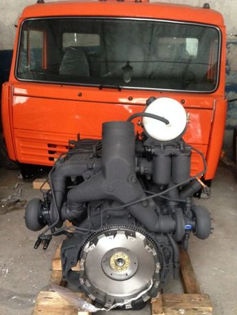 Двигатель КАМАЗ 740.31-240 (240л.с.) Евро-2