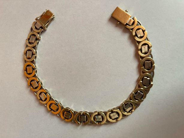 Złota bransoletka CARTIER