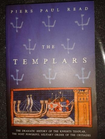 "Livro ""The Templars, the dramatic history of the Knights Templar"""