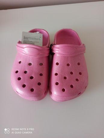 Buty typu crocs rozm. 29