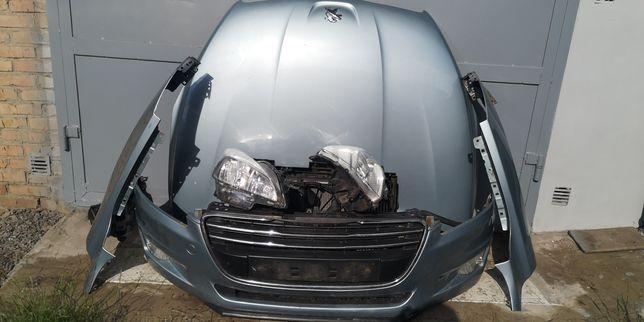 Peugeot 508 2011 2014р розборка.