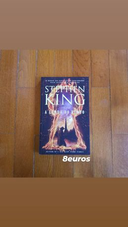 Stephen King. A lenda do vento. Torre negra