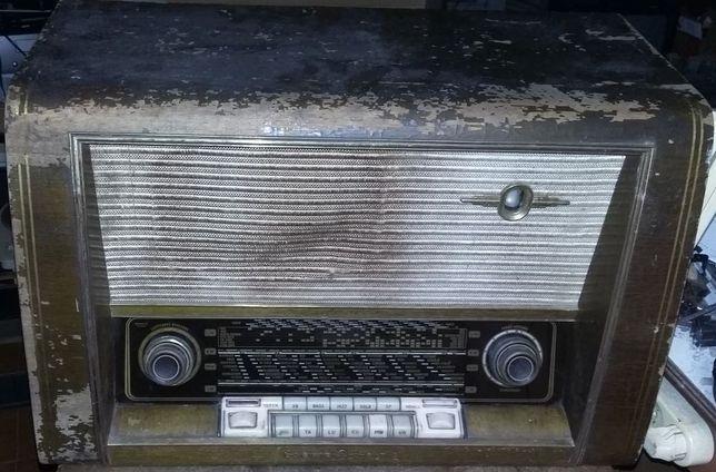 Restauro rádios antigos