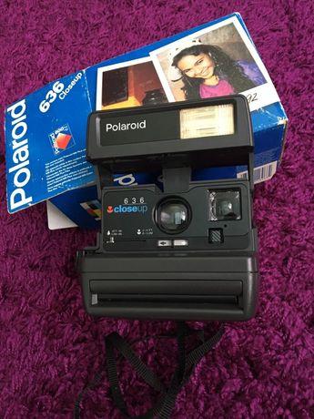 Ретро фотоаппарат Polaroid 636+подарок