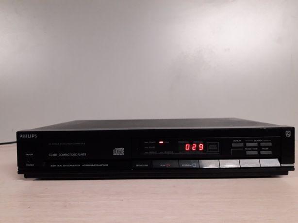 Odtwarzacz płyt Philips CD 480