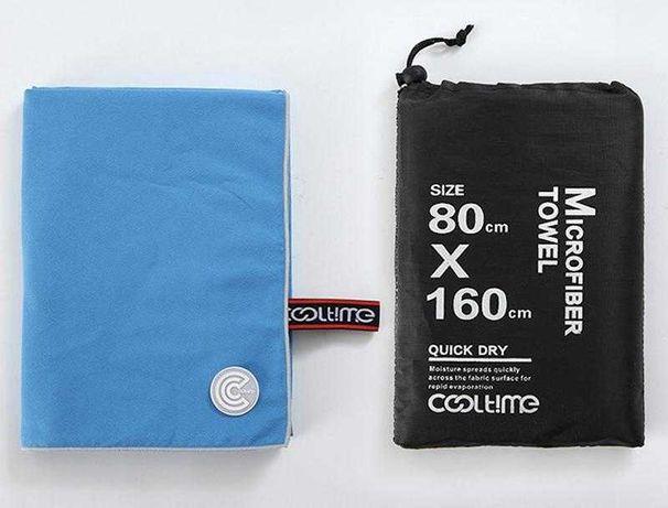 Спортивное полотенце микрофибра CoolTime оригинал