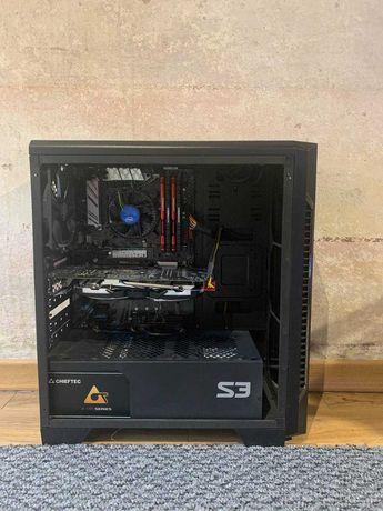 Персональний комп'ютер (INTEL  I7 8700, 64гб ОП, MSI RX 580 ARMOR 8gb)