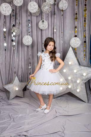 Новогоднее платье Звёздочка от производителя, опт, дропшиппинг