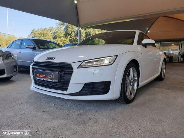 Audi TT 2.0 TFSI S-Line 230 CV