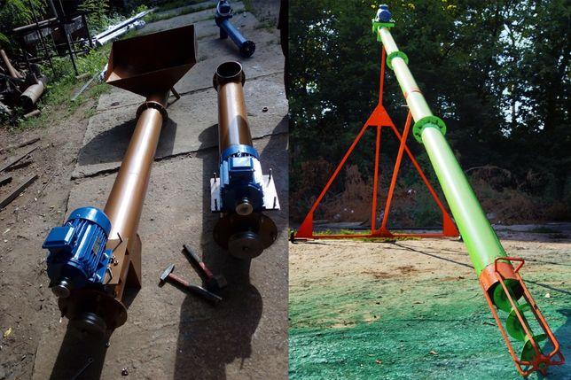 Шнековые погрузчики ø 133 мм, длинна 6 000 мм