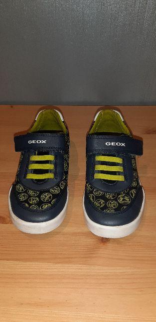 Buty dziecięce Geox - Wiosna - Wodoodporne rozm. 25 oraz trampki 26