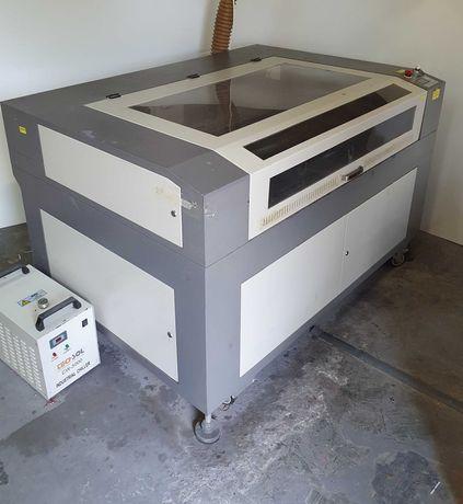LASER-1200 TechSol, Ploter Laserowy
