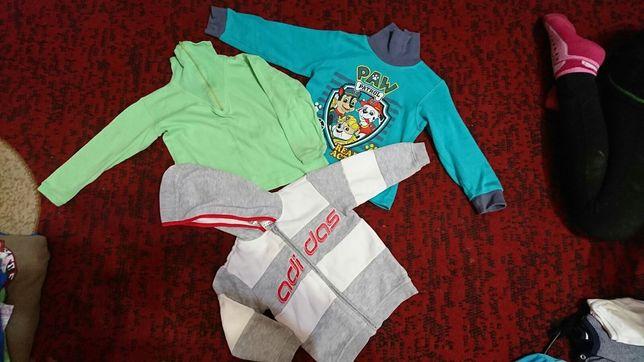 Лот одежды, кофта, реглан, водолазка 2-3 рочки 110 грн за все