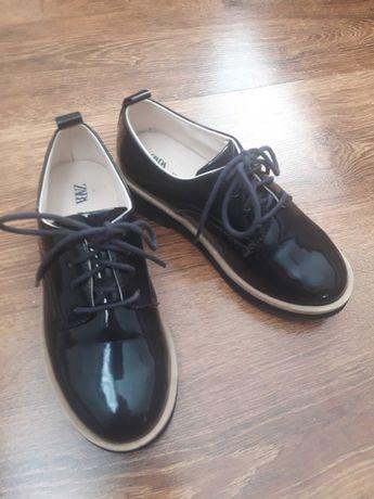 Туфли Zara 30 для девочки