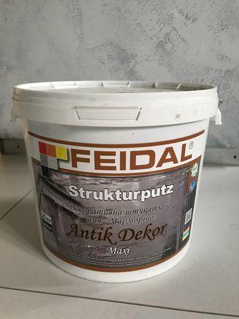 "Feidal Antik Dekor maxi - Декоративная штукатурка тип ""Мармарино"""