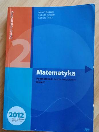 Podręcznik do matematyki 2