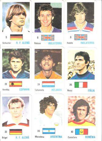 """Calendários #20 """"Mundial Futebol de 1986"""""""