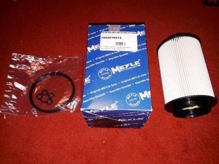 Nowy filtr paliwa firmy MEYLE