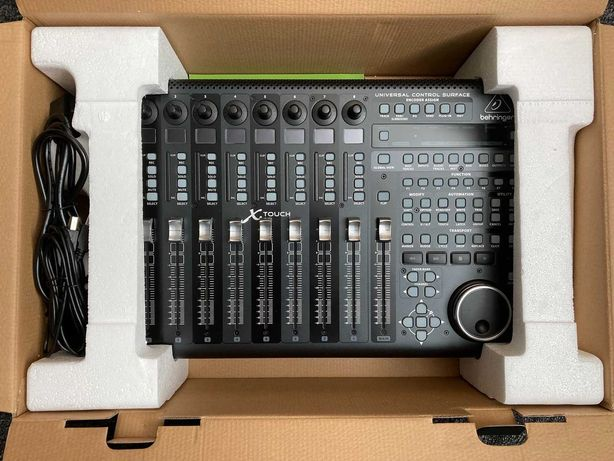 Behringer X-Touch - kontroler DAW