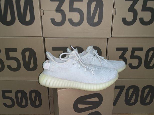 Yeezy Boost V2 Cream/Triple White (Adidas)