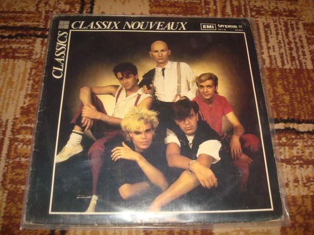 Plyty winylowe-Classix Neveuux-Classics