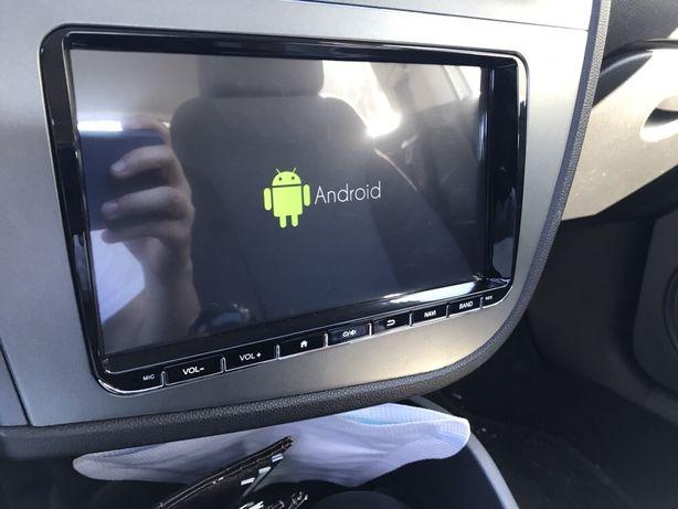 Radio seat leon/ GPS /Bluetooth / USB / mirrorlink (iphone e andróid)