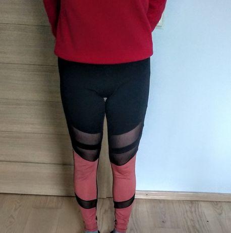 getry legginsy do ćwiczeń