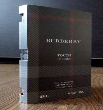 Burberry Touch for Men, edt 2ml