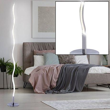 Minimalistyczna lampa stojąca LED WAVE Leuchten Direkt 15168-5